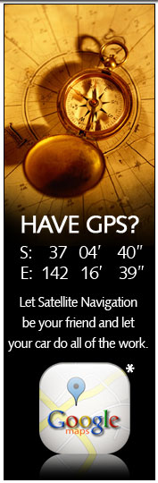 GPS or Google Map Directions
